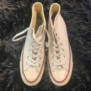 NWOT Canvas Hightop Converse All Star